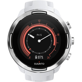 Suunto 9 GPS Mulitsport Watch Baro White